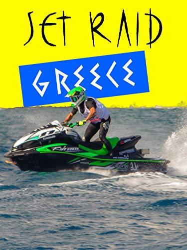 Jet Raid Greece 2018