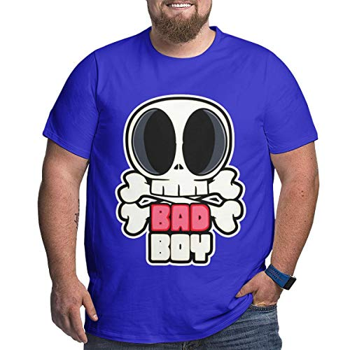 Bad & Body Works Body Wash (Bad Boy Men's Big and Plus Size T-Shirt|Shirt for Larger)