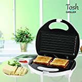BOSS TOSH Griller Toaster (White)