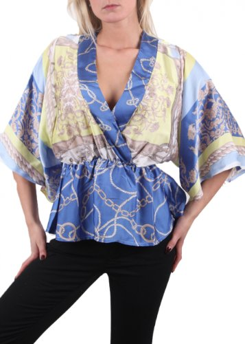 "'Vila Top ""giptos Thunder Blue, blu (Thunder Blue), Small"