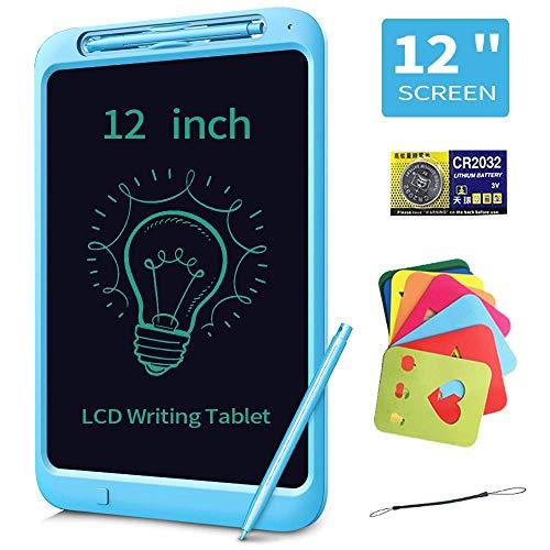 NOBES 12 Pulgadas Tableta Escritura LCD Almohadilla