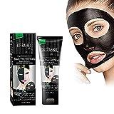 AnGeer Schwarze Maske Bamboo Holzkohle Maske Blackhead Removal Gesichts-Deep Cleansing Maske