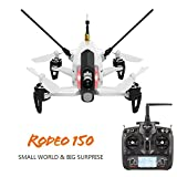 Walkera Original Drone Rodeo 150 White + Camera 600tvl + Osd + Rtf