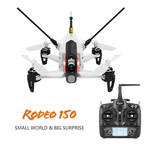 WALKERA RODEO 150 DRONE FPV + RTF + CAMERA + QUADCOPTER +...