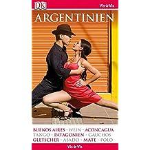 Vis-à-Vis Reiseführer Argentinien: mit Mini-Kochbuch zum Herausnehmen