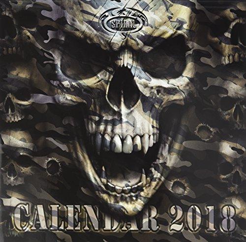 Spiral Official 2018 Calendar