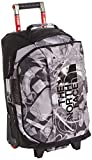 The North Face Rolling Thunder Travel Bag - TNF Black X-Ray Print/TNF Black, 22 inch