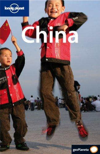 Portada del libro China (Guias Viaje -Lonely Planet)