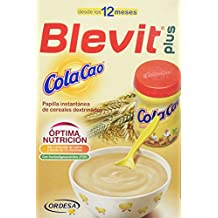 Blevit Plus Cola Cao Cereales - 300 gr