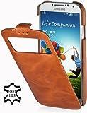 StilGut UltraSlim en cuir avec fenêtre pour Samsung Galaxy S4i9500& I9505,...