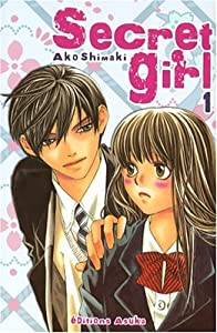 Secret Girl Edition simple Tome 1