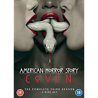 American Horror Story: Coven - Season Three [DVD]