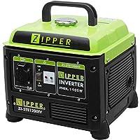 Zipper ZI-STE1200IV Inverter - Generador de corriente (505 x 280 x 420 mm)