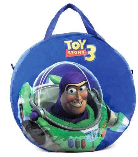 Disney Portagiochi Toy Story, Unisex Bambini e ragazzi, Blu Elettrico