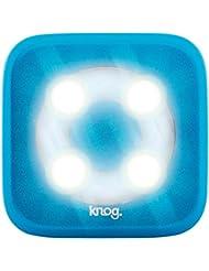 Knog Blinder 4 Eclairage arrière Standard Bleu