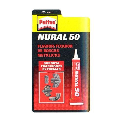 henkel, tubo fijador tornillo 10 cc nural-50