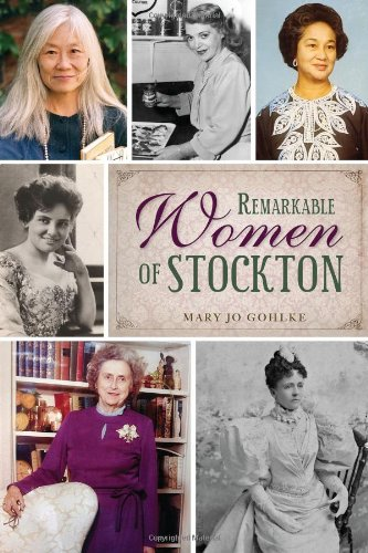 Remarkable Women of Stockton (American Heritage)