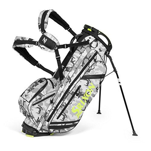 Srixon Sac de golf z-four Support, White/Camo