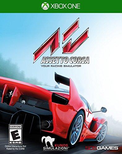 505 Games Assetto Corsa Xbox One Básico Xbox One Inglés vídeo – Juego (Xbox One, Racing, Modo multijugador) 51sry smHAL