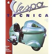 Vespa Tecnica. Record and special production. Ediz. tedesca: 4