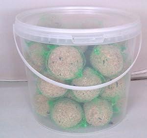 30 Wild Bird Fat Balls / Bird Fatballs