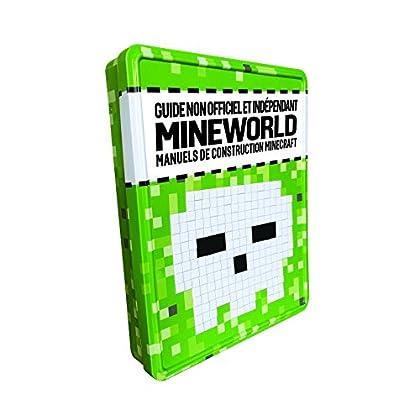 Mineworld : Guide non officiel et indépendant, manuels de construction Minecraft