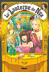 La Lanterne de Nyx Edition simple Tome 4