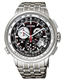 Citizen Herren-Armbanduhr Chronograph Quarz BY0011-50E