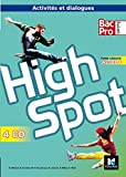 Anglais 2de/1re/Tle Bac Pro High Spot (1CD audio MP3)