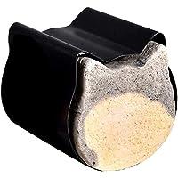 BTUWRUI Moule à pain en forme de tête de chat, plaques en aluminium pour pain, pain, pain, pain et pain anti-adhésif…