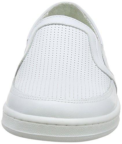 Bronx - Beluga, mocassini da donna bianco (Weiß (White))