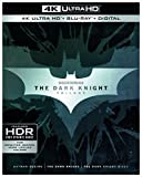 The Dark Knight Trilogy (4K Ultra HD + 2D-Blu-ray) (2-Disc Version) (exklusiv bei Amazon.de)  Bild