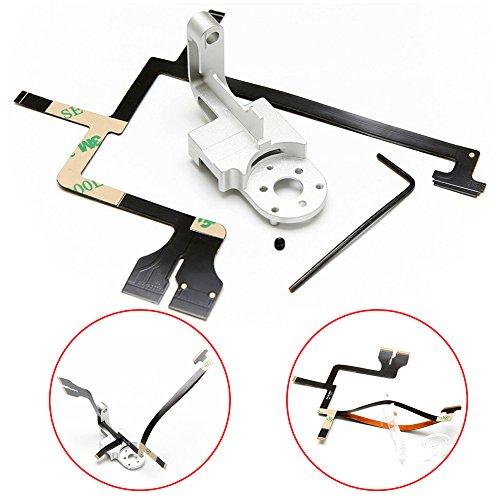LYXMY Yaw Arm + Gimbal Kabelset Schraube Ersatzteil für DJI Phantom 3 Professional/Advance, Legierung, Wie abgebildet, 1 Set
