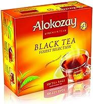 Alokozay Black Tea Bags - 100 Bags