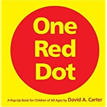 One Red Dot (Classic Collectible Pop-Up) by David A. Carter (2005-10-01)