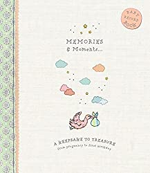 Cute as a Button Baby Record Book (Memories Moments)
