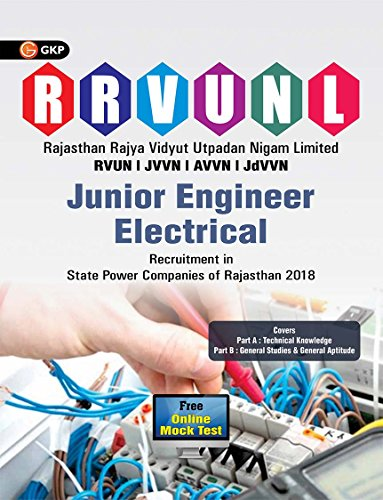 Rajasthan (RVUNL) Junior Engineer Electrical