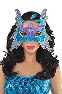 Amscan Internacional - sensual por la máscara de mariposa para adultos