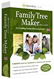 Family Tree Maker Deluxe Edition (PC)