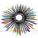 Winkey Stationery, tischrockhalter Gel Stifte Gel Minen Tintenroller Pastel Neon Glitter Stift Zeichnen Farben
