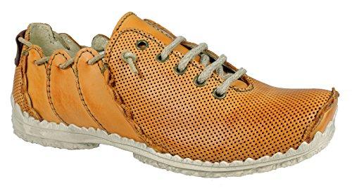 Rovers , Chaussures de ville à lacets pour femme amarillo/amarillo
