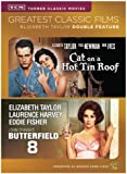 Tcm Butterfield 8 / Cat on a Hot Tin Roof [DVD] [Region 1] [US Import] [NTSC]