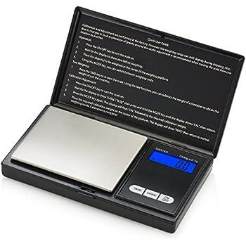 La balance digitale de poche Smart Weigh SWS1KG 1000 x 0.1g