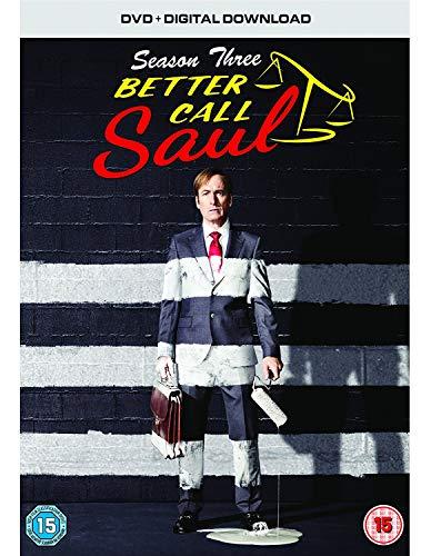 Better Call Saul - Series 3 (3 DVDs)