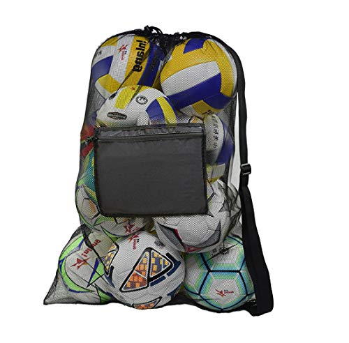 Pro-traveller Mesh Ball Bag with...