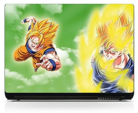 Stickersnews - Sticker pc portable Dragon Ball Z Dimensions -