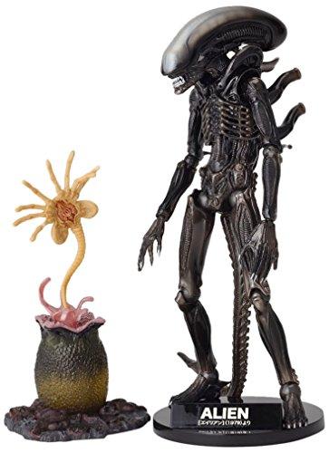Alien SCI-FI Revoltech Series No.001 Alien Figura De Acción 1