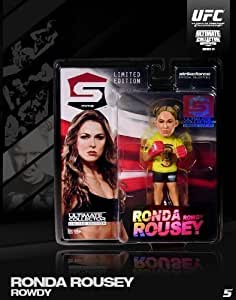 Ronda Rousey Round 5 UFC Ultimate Collector Series 14 Limited Edition #1500 by Round 5