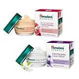 Himalaya Clear Complexion Day Cream, 50g and Himalaya Herbals Revitalizing Night Cream, 50ml