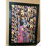 Chitransh Personalised Mosaic Photo Frame(12 x 18 inches)